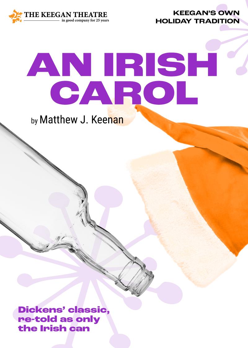 AN IRISH CAROL by Matthew J. Keenan