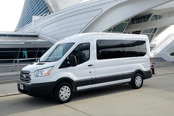 Milwaukee Van Shuttle