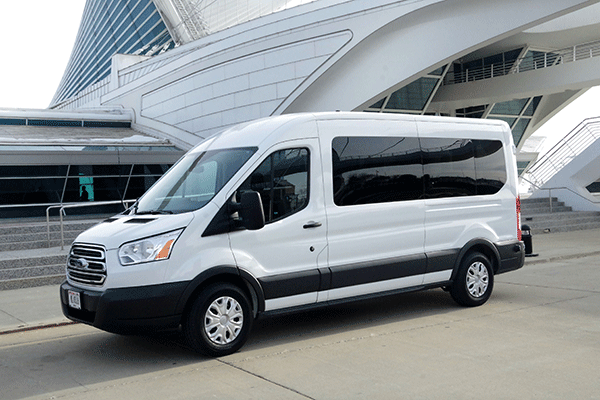 Milwaukee Van Shuttle