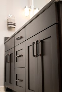 Parade of Home detailed with Keeler cabinet hardware ...