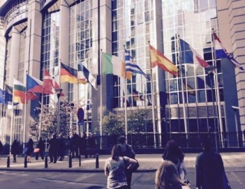 Brusselsflags