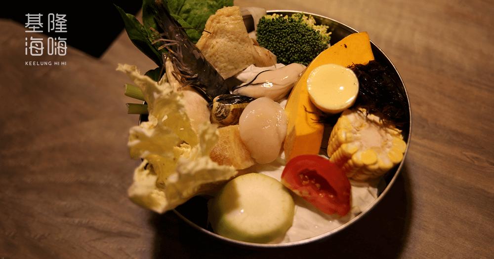 無名鍋菜盤