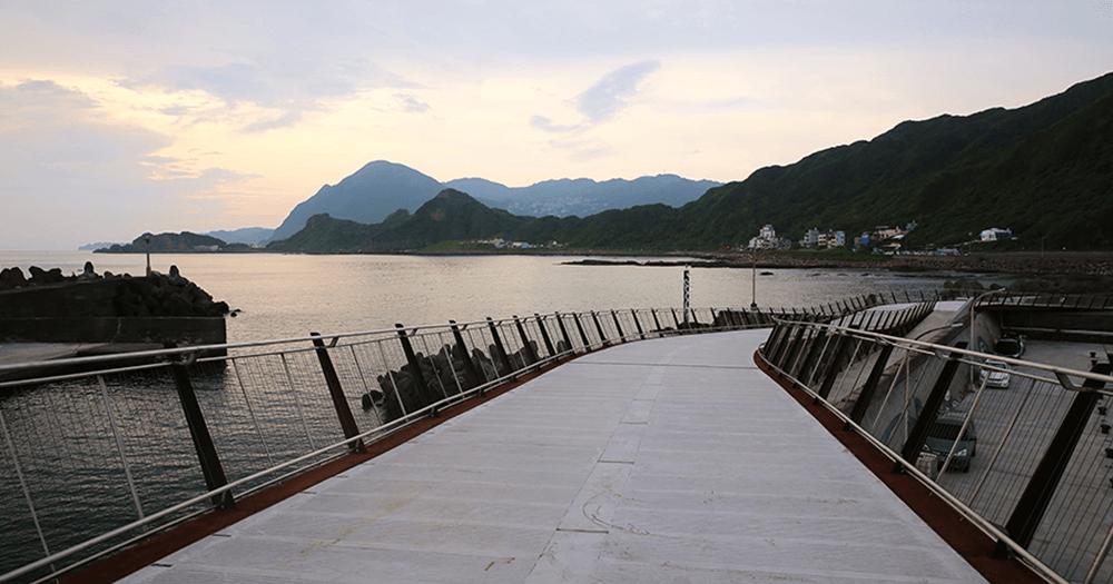 望海跨海景觀橋