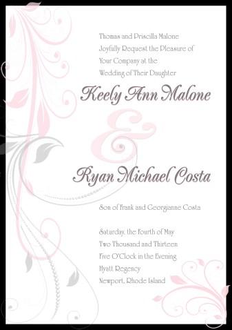 File for the invitation