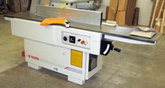 Woodtek Jointer
