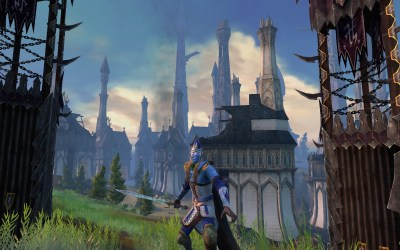 warhammer elf lands impressions beta keen game cool