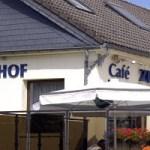 Отель Zum Burghof