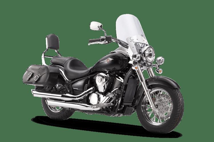 Тест-драйв Kawasaki VN900 - дружелюбный Вулканчик