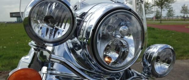 harley-davidson road king classic фары