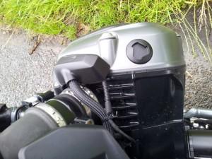 BMW R1200R голова правого цилиндра