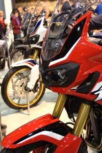 Выставка Motorbeurs 2016  -  Honda Africa Twin