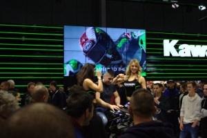 Выставка Motorbeurs 2016 - Kawasaki фотошут