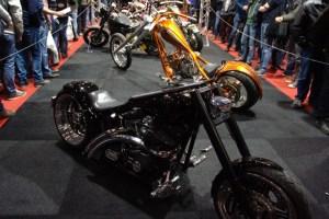 Выставка Motorbeurs 2016  -  Custom bikes