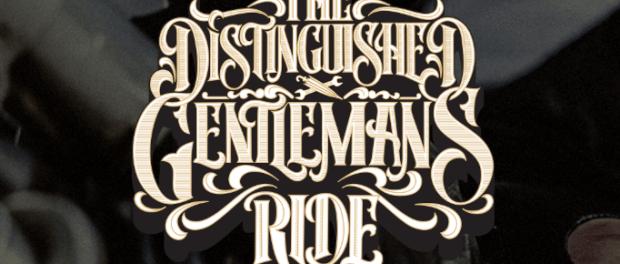 Distinguished Gentelman's Ride 2016