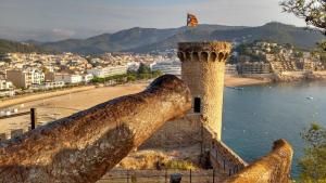 tossa fortress
