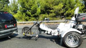 trike-towing