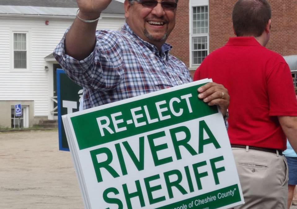 Cheshire Sheriff Rivera Cop Blocks Federal Immigration Enforcers