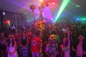 Buzz' Big Gay Dance Party @ Porcfest 2014