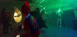 HALLOWKEENE 2015 Dance Floor