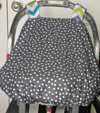Car Seat Cover Tutorial Elastic - Velcromag