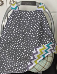 Cute Car Seat Canopy & JULY SALE Infant Car Seat Canopy ...