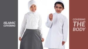 muslim girl and boy