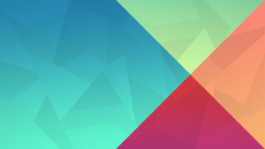 4 colour intersecting background