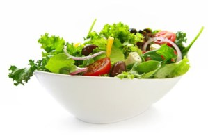 picture of salad in a bowl