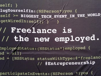 Freelance is the new employed V2