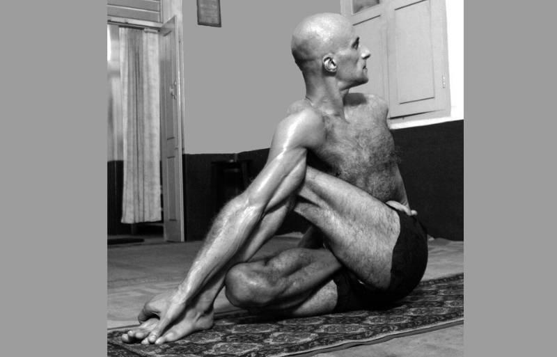 Keen on Yoga Podcast Guy Donahaye