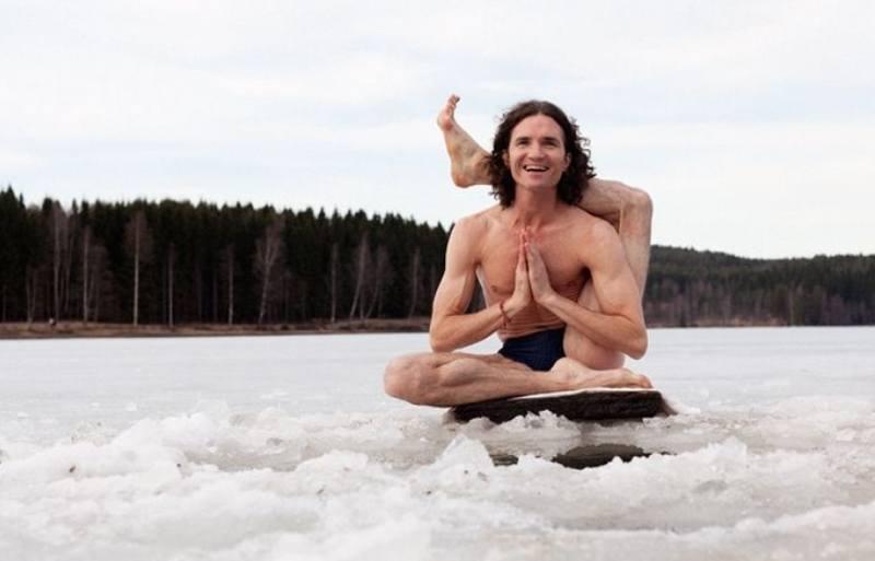 Keen on Yoga Podcast Alex Medin