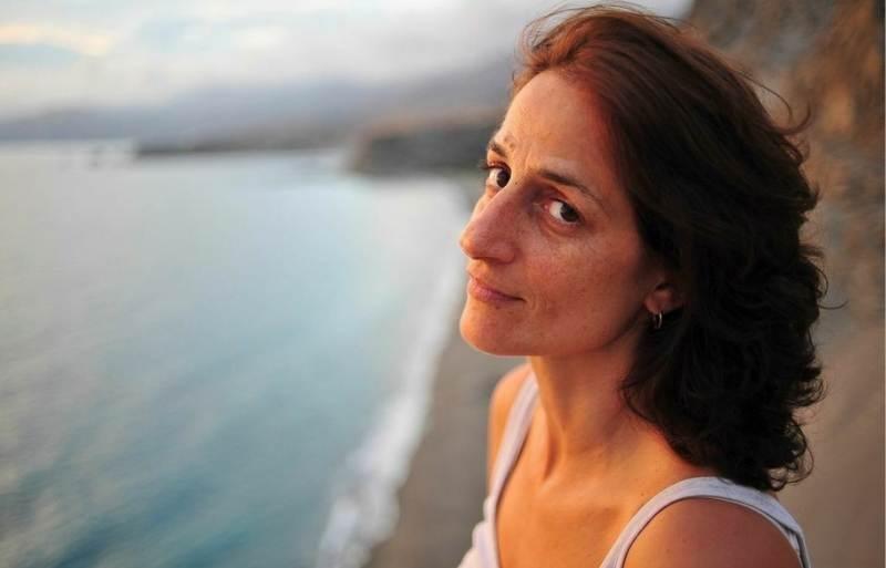 Keen on Yoga Podcast Kristina Karitinou