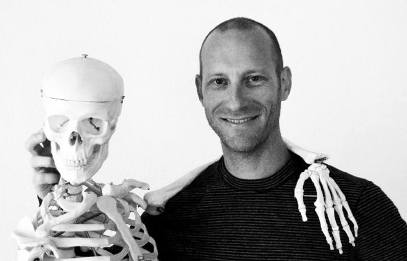 Keen on Yoga Podcast David Keil
