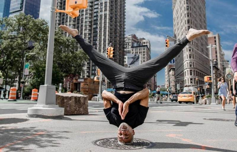 Keen on Yoga Podcast Dharma Mittra
