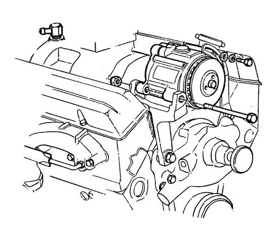 cat fuel filter mount