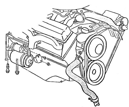 1968 Corvette Convertible Radio Installation Schematic