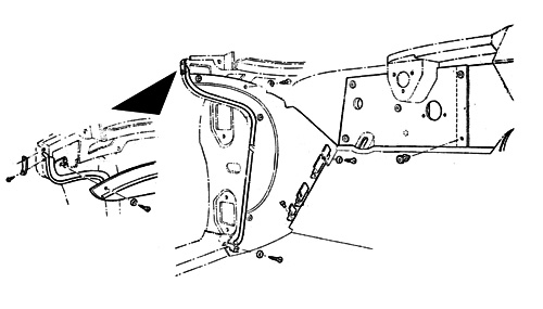 Corvette Parts, Diagrams & Accessories for C1, C2 and C3