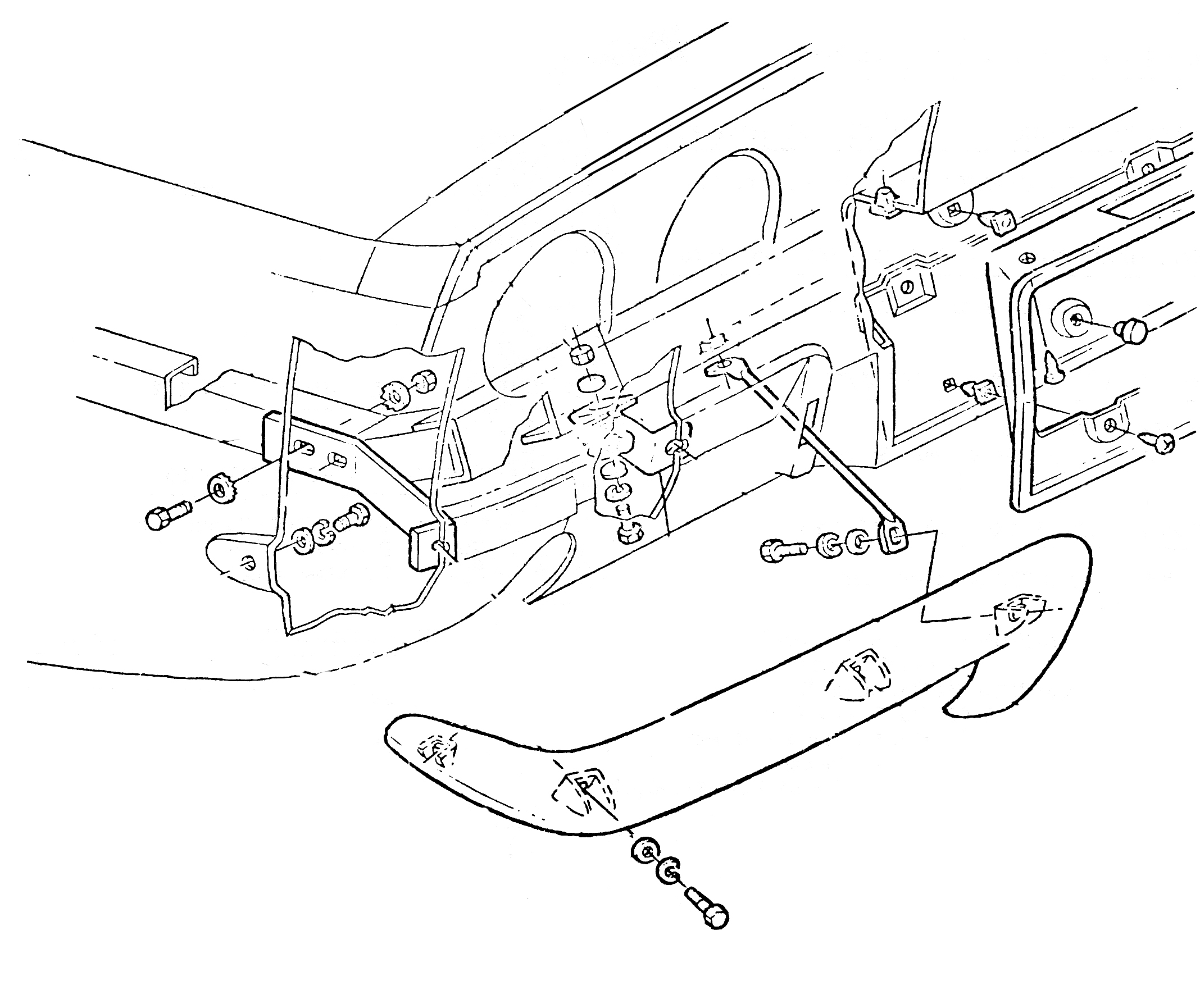 Corvette Parts, Diagrams & Accessories for C1, C2 and C3