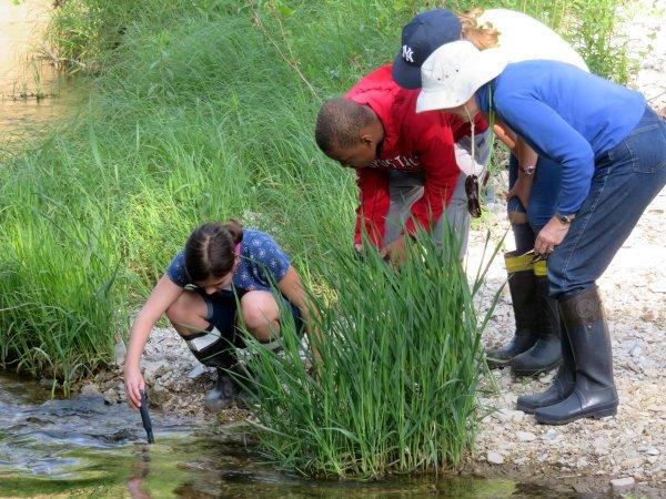 Docents Konza Environmental Education Program
