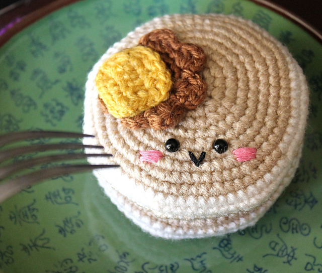 Food Archives - Amigurumi Today | 544x640