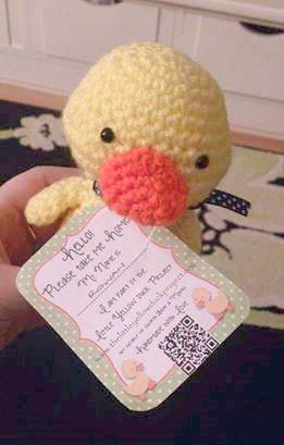 Little-Yellow-Duck
