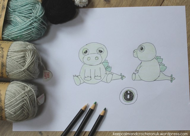Prehistoric Amigurumi Design Contest | Crochet fairy, Crochet ... | 457x640