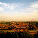 View from Jingshan Park
