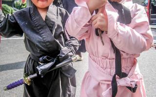 Iga Ninja Museum Ueno in Japan has all things ninja.