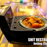 SHIT Restaurant in Beijing