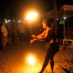 Fire Dancers in Boracay