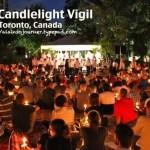 AIDS Candlelight Vigil