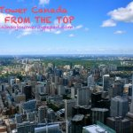 CN Tower: View From The Top