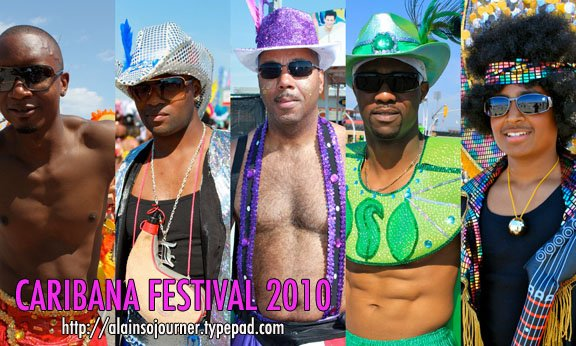 Boys of Caribana -