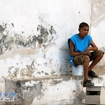 The Teenager in Higuey